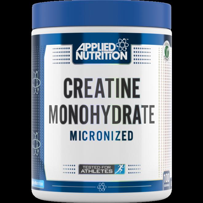 CREATINE MONOHYDRATE micronized