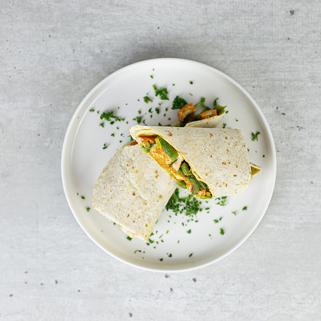 Tortilla Keuze uit 2 Varianten