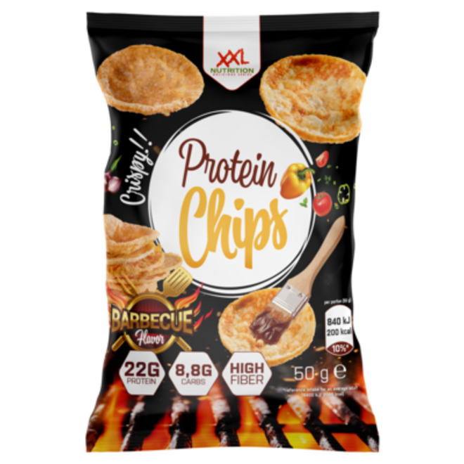 Protein Chips BBQ