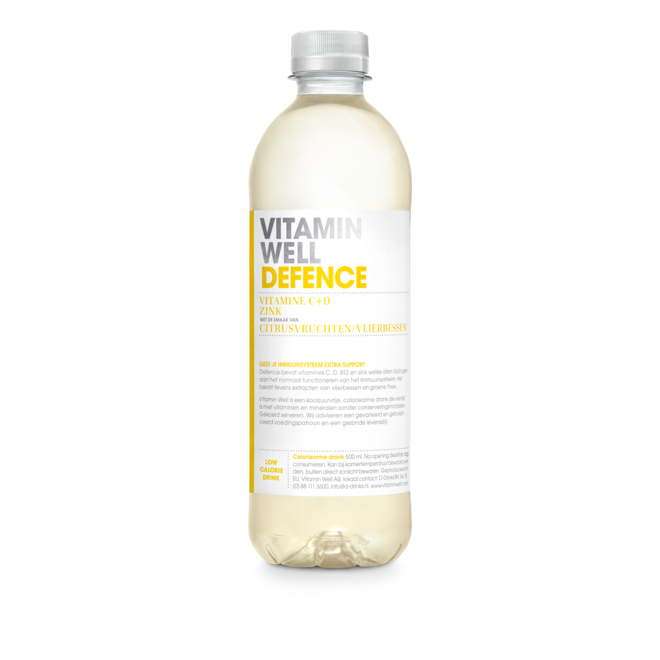 Vitamin Well DEFENCE 500 ml.