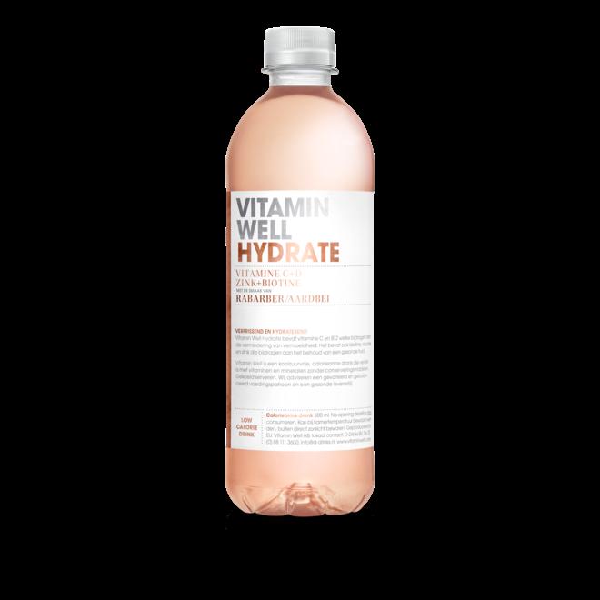 Vitamin Well HYDRATE 500 ml.