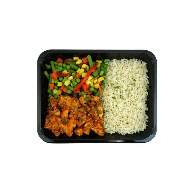 Mexican Chicken-Rijst-Mexicomix (v.a.€5,49)