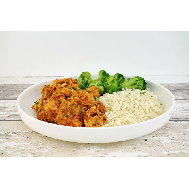 Kip-Rijst-Broccoli (per 3 stuks)