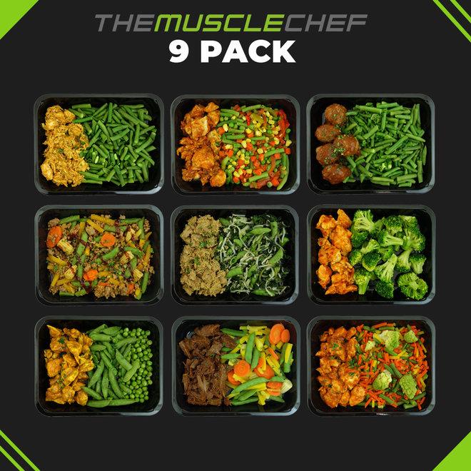 Low Carb  Combi Deal 7¨ (maaltijdpakket 9 smaakvariaties)