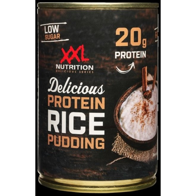 Delicious Protein Rice Pudding