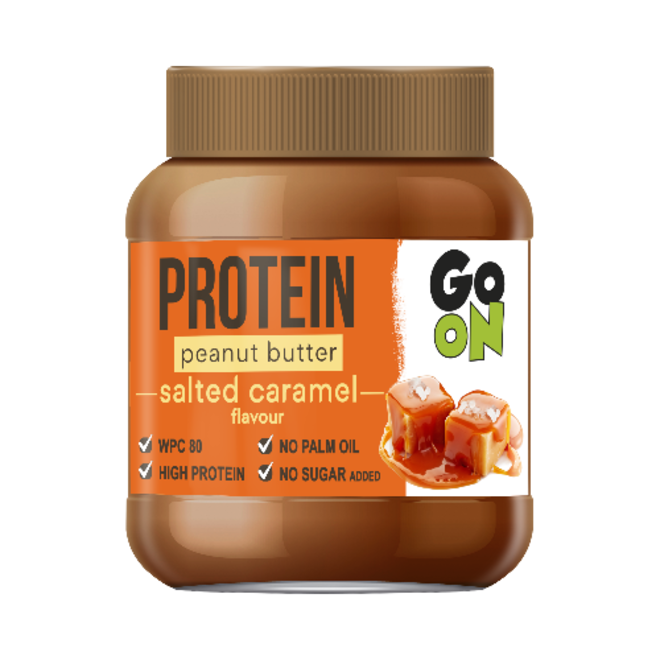 Protein Peanut Butter Salted Caramel