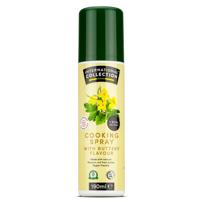 Butter Flavour Cookingspray