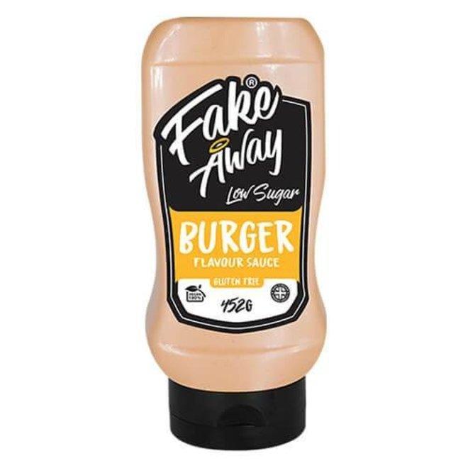 Fake Away Burger Sauce