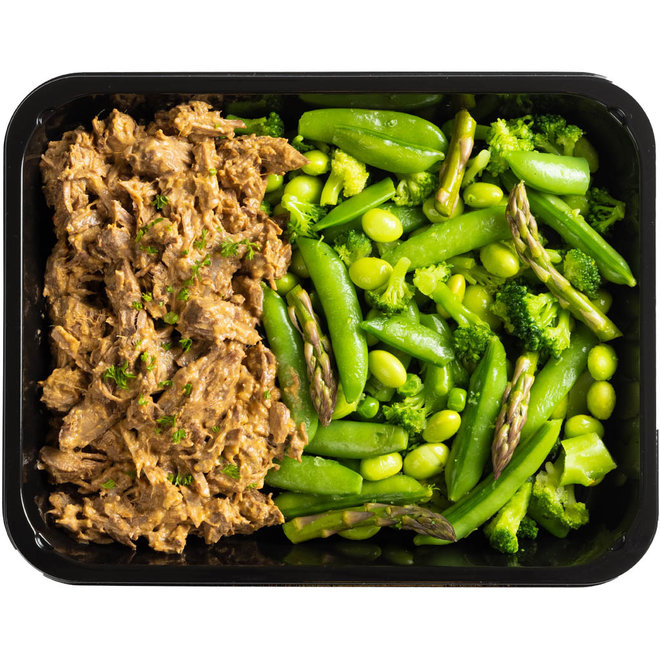 Thai Beef-Groene Wokmix (v.a.€6,88)
