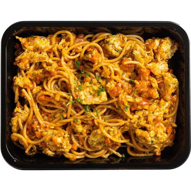 Spaghetti-Kip Bolognese (v.a.€6,08)