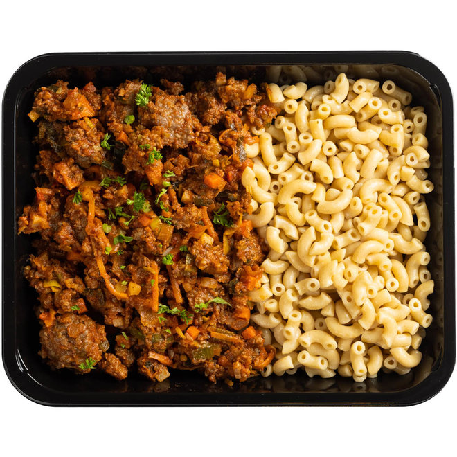 Macaroni-Italian Beef (v.a.€6,08)