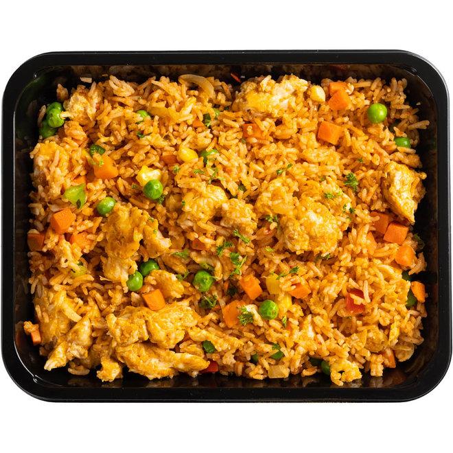 Mexicaanse Rijst met Kip (v.a. € 5,99)