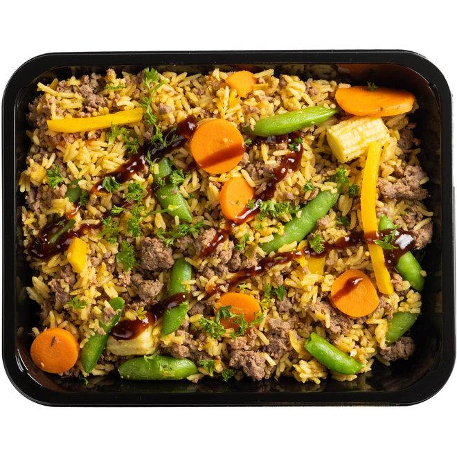 Nasi Goreng Beef  (v.a. € 6,26)