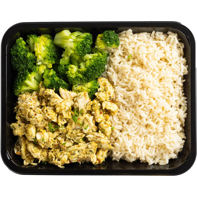 Kip-Rijst-Broccoli (v.a.€5,58)