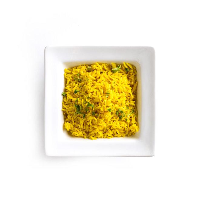 Gele Rijst  (kant en klaar 2x 200 gram)