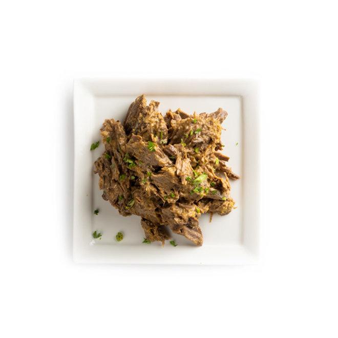 Thai Masamam Curry Beef (kant en klaar 200 gram)