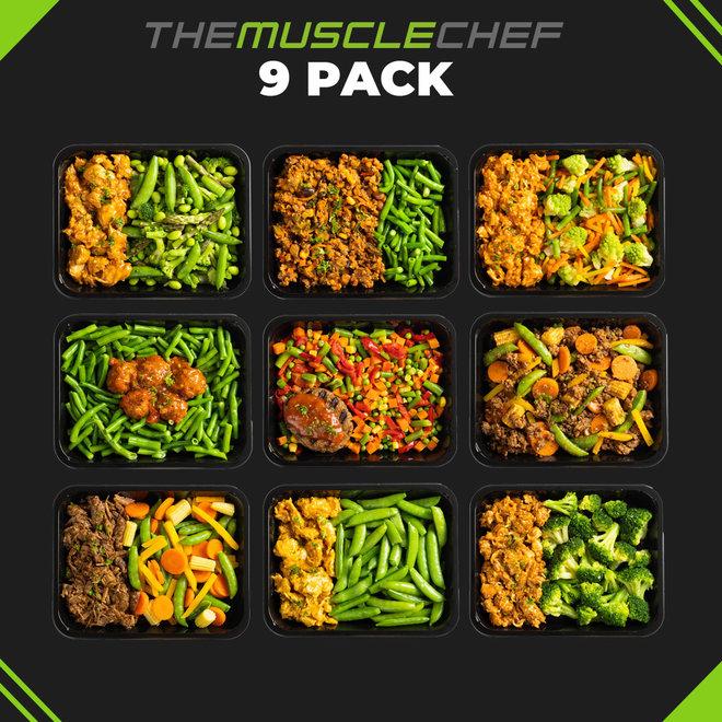 Low Carb Combi Deal 5 (maaltijdpakket 9 smaakvariaties)
