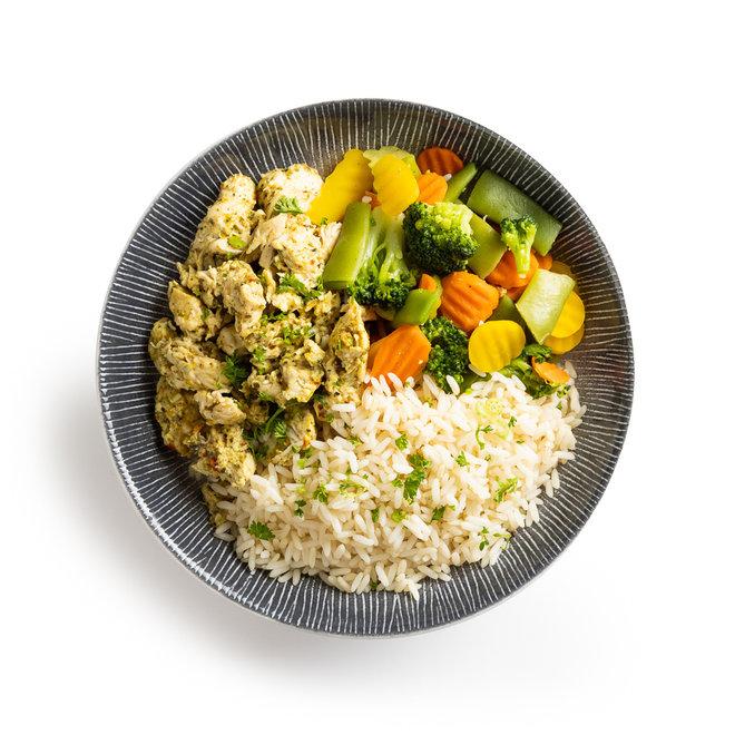 Spiermassa Basic Deal 4 (maaltijdpakket 12 maaltijden met 4  smaakvariaties)