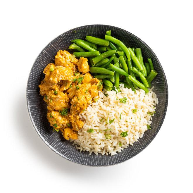 Droge Spiermassa Luxe  Combi Deal 1 (maaltijdpakket 12 maaltijden met  6 smaakvariaties)