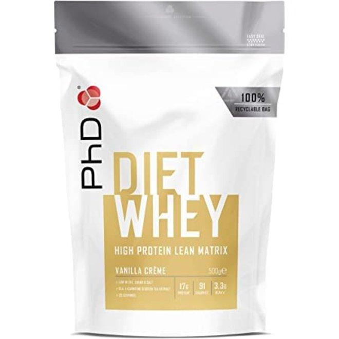 PHD Diet Whey Vanille