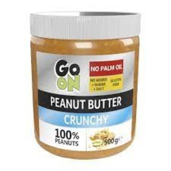 GO ON Peanut Butter Crunchy