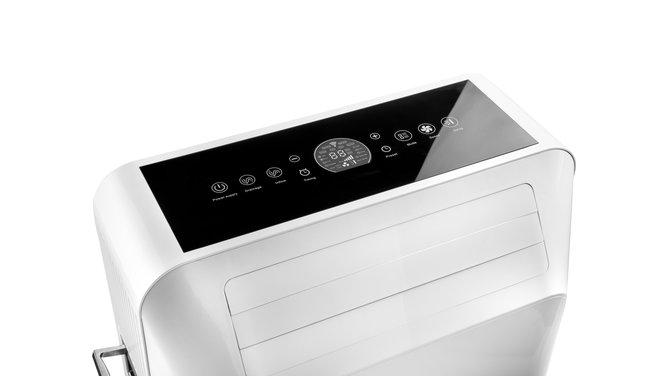 Evolar EVO-ES9000 - 2,5 kW - Mobile Klimaanlage - 9000BTU - 3-in-1 - Kein Ablaufschlauch erforderlich - WiFi-Steuerung - Kühlung und Heizung