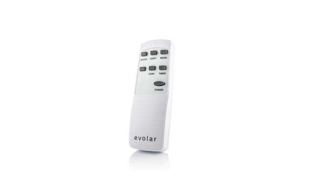 Evolar EVO-09C - Mobiele Airco - 2,6kW - 9000BTU