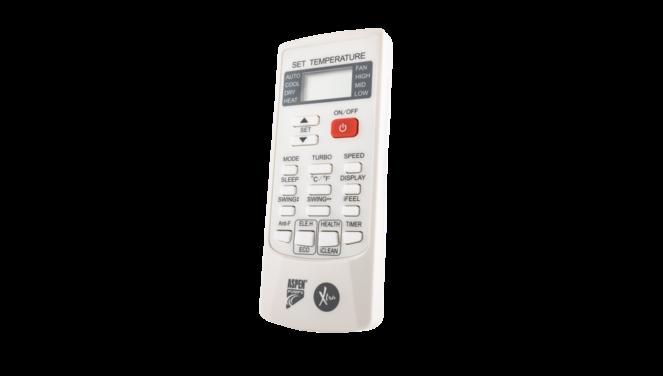Aspen AX3008/1 - 3,4kW - Mobiele Airco - 12000BTU - 4-in1 - Koelen & Verwarmen