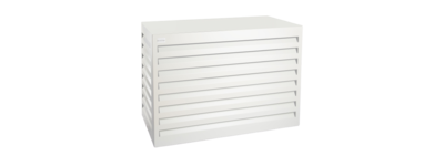 Evolar Evo-cover small wit airco buitenunit omkasting 700 X 1000 X 500 MM
