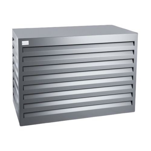 Evolar Evolar Evo-cover small antraciet airco buitenunit omkasting 700 X 1000 X 500 MM