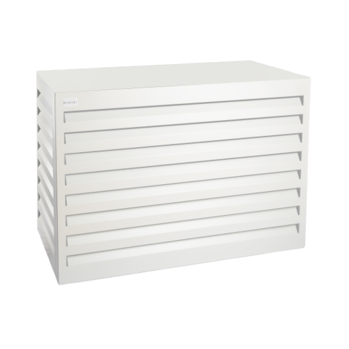 Evolar Evolar Evo-cover medium wit airco buitenunit omkasting 800 X 1100 X 550 MM