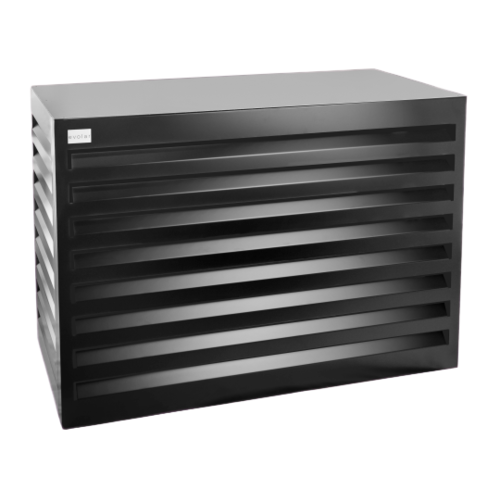 Evolar Evolar Evo-cover medium zwart airco buitenunit omkasting 800 X 1100 X 550 MM