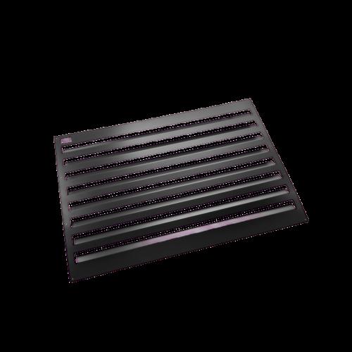 Evolar Evolar Backcover vrijstaand small zwart airco buitenunit omkasting 700 X 1000 MM