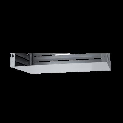 Evolar Evolar bottom panel medium antraciet airco buitenunit omkasting 550 X 1100 MM