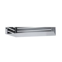 Evolar Evolar bottem panel large antraciet airco buitenunit omkasting 650 X 1200 MM