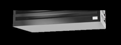 Evolar bottom panel medium zwart airco buitenunit omkasting 550 X 1100 MM