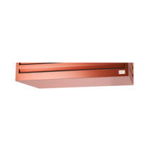 Evolar Evolar bottem panel medium steenrood airco buitenunit omkasting 550 X 1100 MM