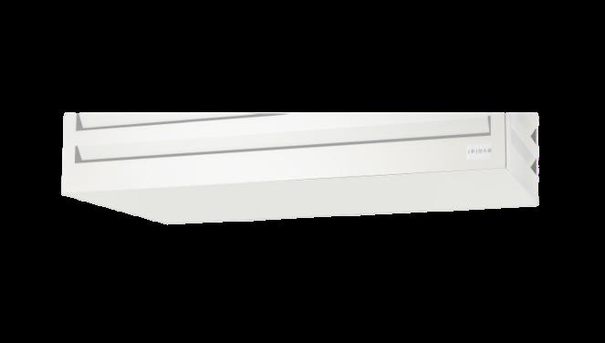 Evolar Bottom Panel voor Airco Omkasting - Wit - Uitbreiding Medium 550 x 1100 MM