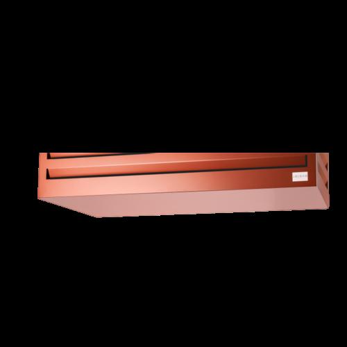 Evolar Evolar bottom panel large steenrood airco buitenunit omkasting 650 X 1200 MM