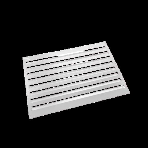 Evolar Evolar Backcover vrijstaand XL wit airco buitenunit omkasting 1300 X 1700 MM