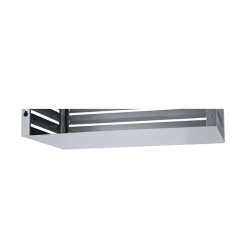 Evolar Evolar bottom panel XL antraciet airco buitenunit omkasting 750 X 1700 MM
