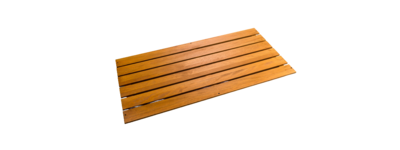 Evolar bottom panel Wood small airco buitenunit omkasting 500 X 1000 MM