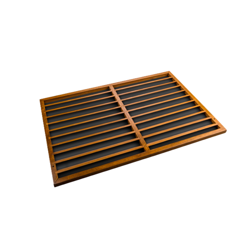 Evolar Evolar Backcover Wood vrijstaand medium airco buitenunit omkasting 800 X 1100 MM