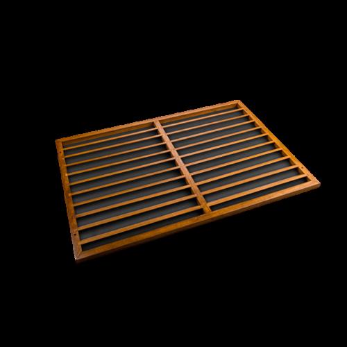 Evolar Evolar Backcover Wood vrijstaand large airco buitenunit omkasting 1100 X 1200 MM