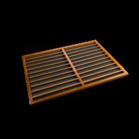 Evolar Backcover voor Airco Omkasting - Wood - Uitbreiding XL 1300 x 1700 MM