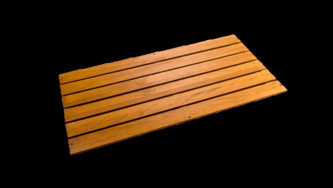 Evolar bottom panel Wood large airco buitenunit omkasting 650 X 1200 MM