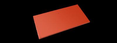 Evolar bottom panel XL steenrood airco buitenunit omkasting 750 X 1700 MM