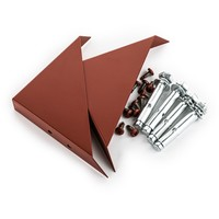 Evolar Evo-cover Bevestigingsset voor Steenrode Omkasting