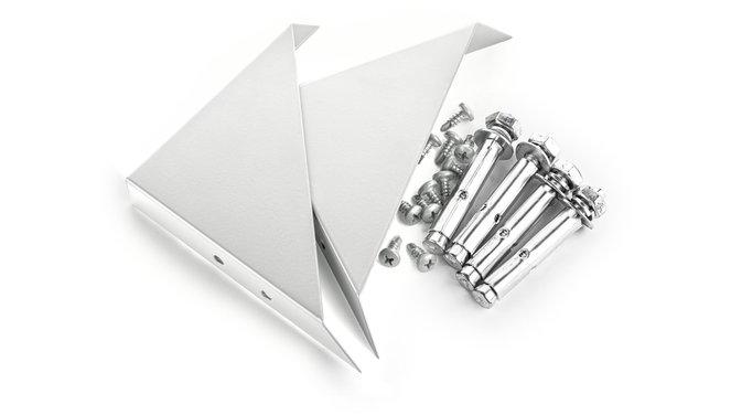 Evolar Evo-cover Bevestigingsset voor Witte Omkasting