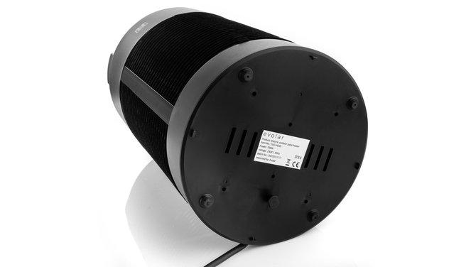 Evolar EVO-HD35 Elektrische Terrasverwarmer - 350/700W - Zwenkbaar 360º